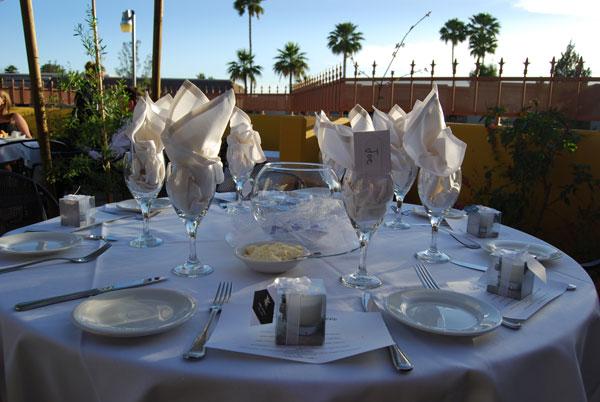 Banquets at Trattoria Pina Italian Restaurant